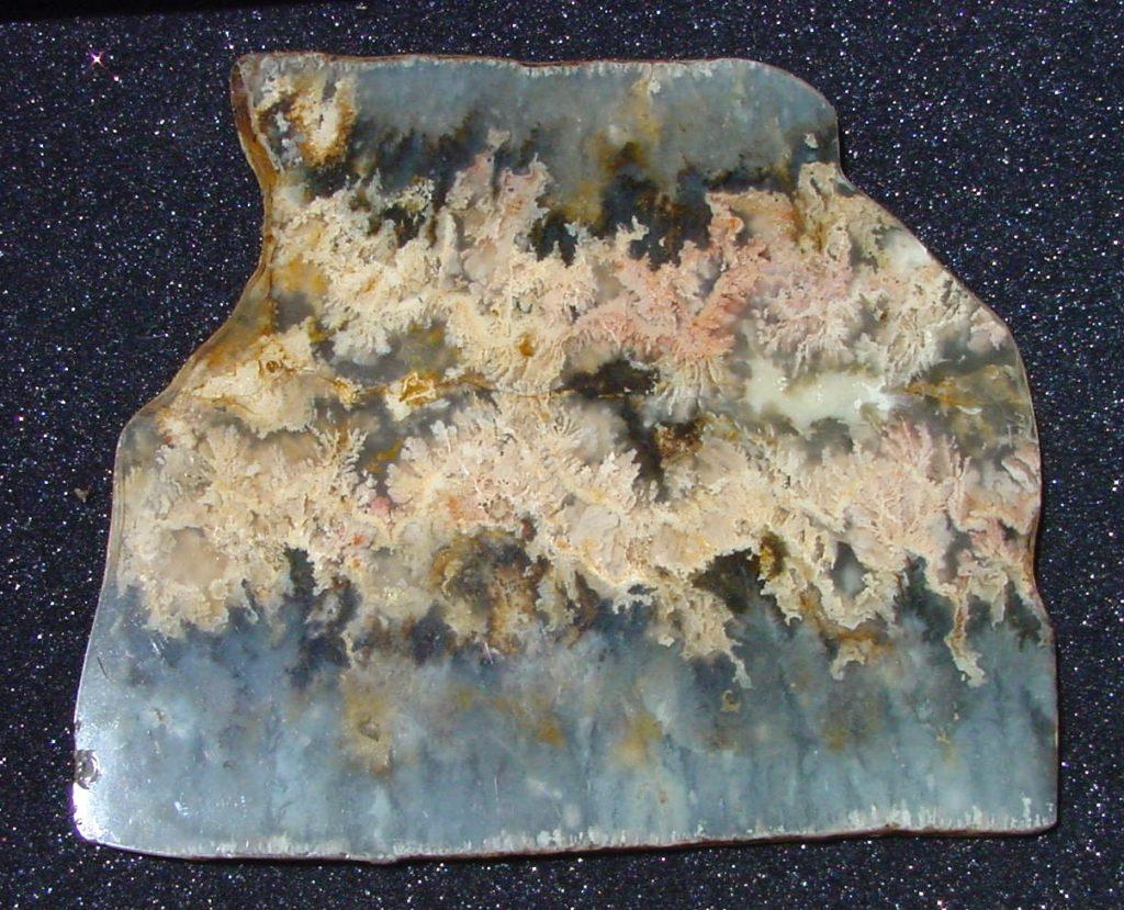 Graveyard Point agate slab